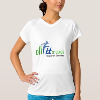 Women's All Fit Studios Shirt - In Pink or White
