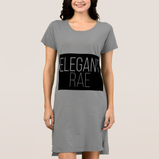 Women's American Apparel T-Shirt Dress
