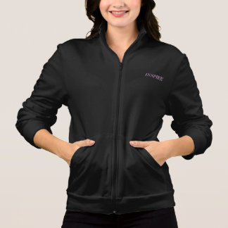 Womens athletic jacket