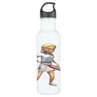Womens Badminton 710 Ml Water Bottle