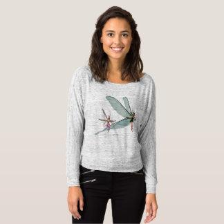 Women's Bella+Canvas Flowy Off Shoulder Shirt Fair