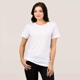 Women's Bella Relaxed Fit Jersey V-Neck T-Shirt