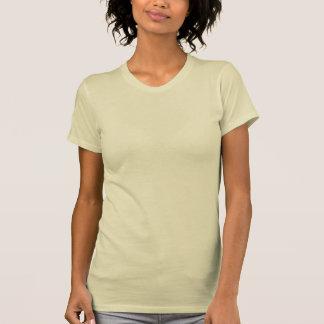 Women's creme color  Fine Jersey Short Sleeve T-shirts