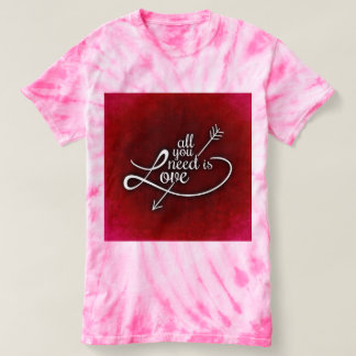 Women's Cyclone Tie-Dye T-Shirt T-Shirt