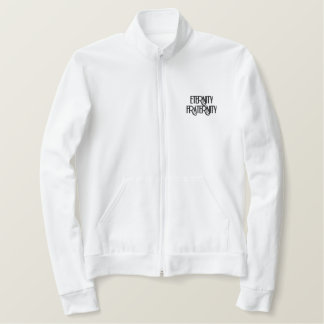Women's Embroidered American Apparel Jacket