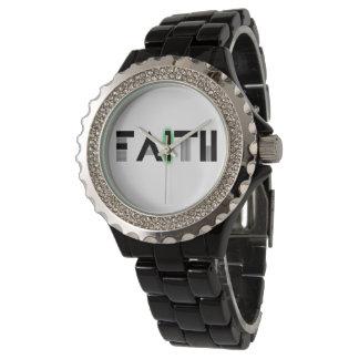 Women's FAITH Rhinestone Watch