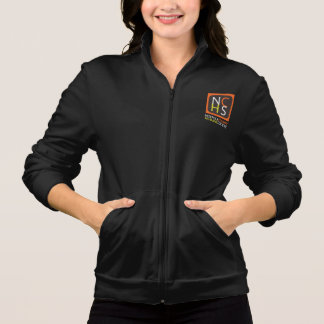 Women's Fleece Track Jacket