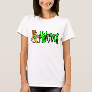 Womens Hairytroll t-shirt