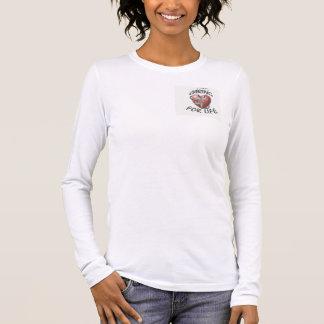 Womens Hanes Nano Long Sleeve T-Shirt