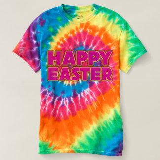 Women's Happy Easter Tie Dye Shirt