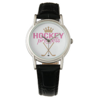 Women's Pink Hockey Princess Watch