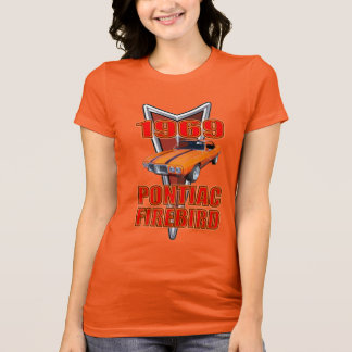 Women's Pontiac Fire bird Shirt. T-Shirt