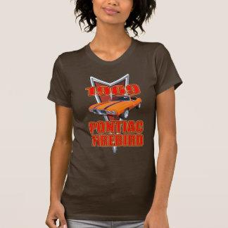 Women's Pontiac Fire bird Shirt. T-Shirt