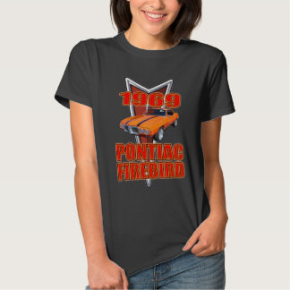 Women's Pontiac Fire bird Shirts