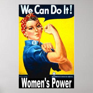 Essay on women power
