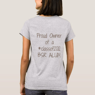 Women's Proud Owner 2012 Tee