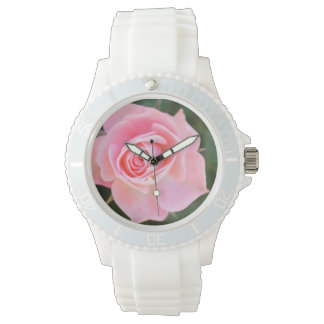Womens' Rose Wrist Watch