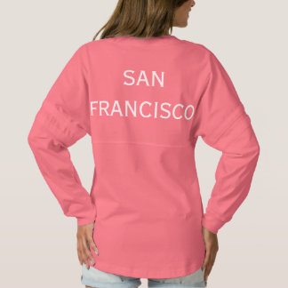 Women's San Francisco Spirit Jersey
