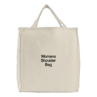Womens Shoulder Bag Embroidered Bag