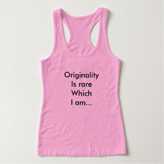 women's slim fit pink tank top