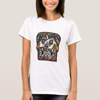 Women's t-Shirt Day of the Dead Skull