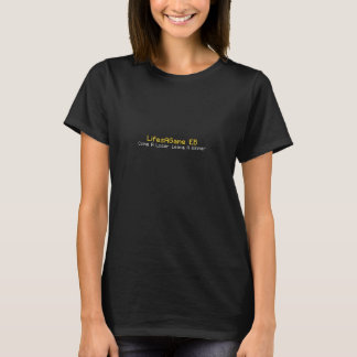 Womens TeeShirt LifesAGame EB T-Shirt