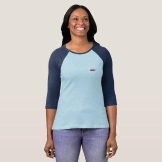 Women's Tennessee logo 3/4 sleeve T-Shirt