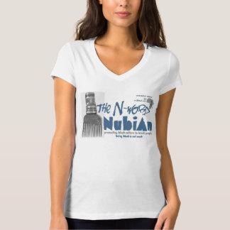 "Women's The ""N word Nubian"" tee"
