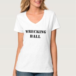 Women's Wrecking Ball T-Shirt