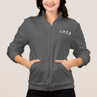 Women's Zip Up Jacket- multiple colours available