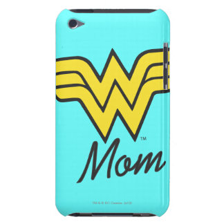 Wonder Mom Classic Barely There iPod Cases