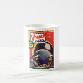Wonder Stories Quarterly v04 n02 (1933-Wi.Stellar) Coffee Mug