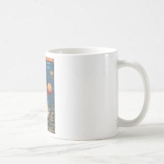 Wonder Stories v02 n04 (1930-09.Stellar)_Pulp Art Basic White Mug