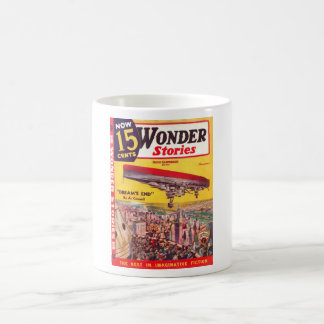 Wonder Stories v07 n06 (1935-12.Continental)_Pulp Coffee Mug
