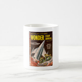 Wonder Story Annual v02 n01 (1953.Better)_Pulp Art Coffee Mug