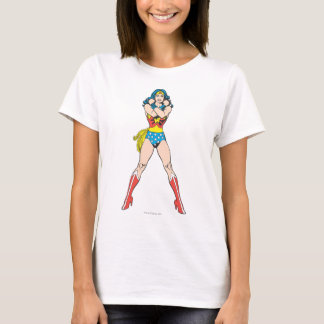 Wonder Woman Arms Crossed T-Shirt