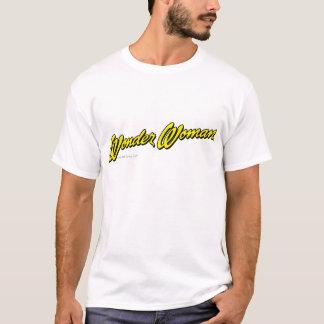 Wonder Woman Name T-Shirt