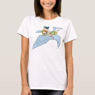 Wonder Woman on Spaceship T-Shirt