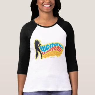 Wonder Woman Silhouette T-Shirt