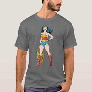 Wonder Woman Standing T-Shirt