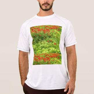 Wonderful poppy flowers V - Wundervolle Mohnblumen T-Shirt