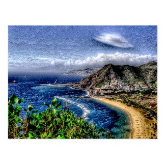 Wonderful Tenerife Postcard