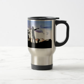 Wonderland Friends Travel Mug
