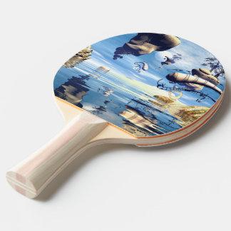 Wonderworld Ping Pong Paddle