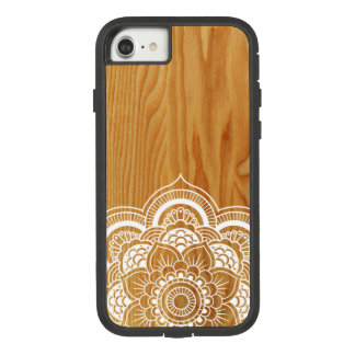 Wood and Mandala Case-Mate Tough Extreme iPhone 7 Case