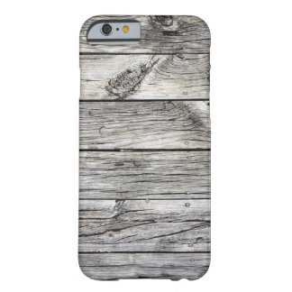 Wood Barely There iPhone 6 Case