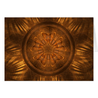 Wood Carving Greeting Cards