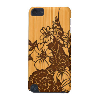 Wood Grain Floral iPod Touch Speck Case iPod Touch 5G Cases
