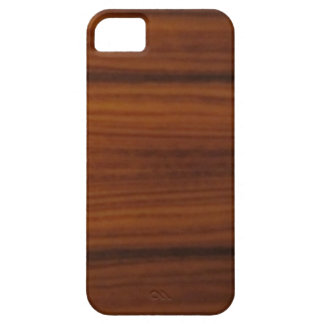 wood grain iPhone 5 cover