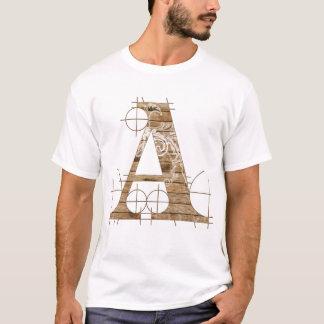 Wood Grunge T-Shirt
